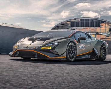 Lamborghini Huracan Super Trofeo EVO2 Unveiled