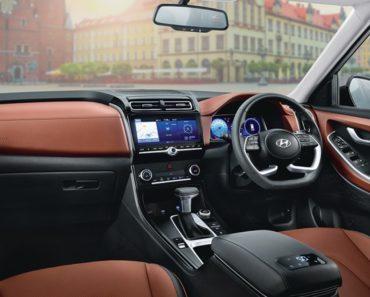 Hyundai Alcazar Interiors Revealed; Bookings open