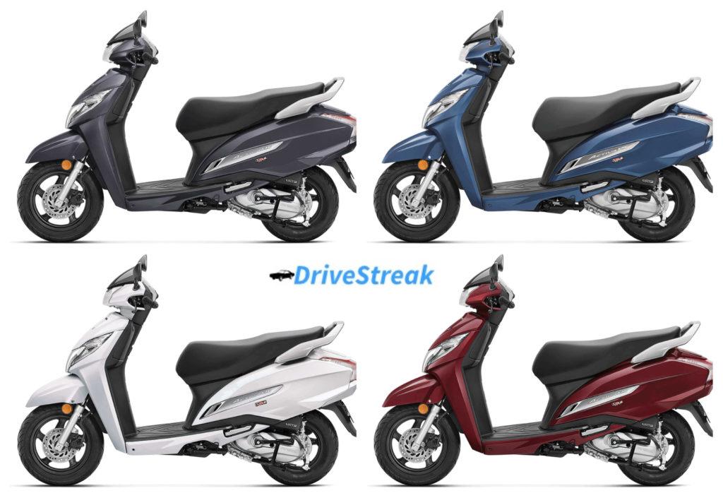 2021 Honda Activa 125 colors-2-2