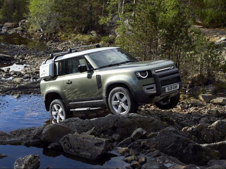 2021-Land-Rover-Defender-90