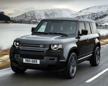 Land Rover Defender SVR In The Works