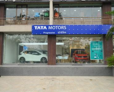 Tata Motors Launches 8 New Showrooms in Ahmedabad