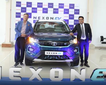Tata Nexon EV Launched in Nepal At NPR 35.99 Lacs