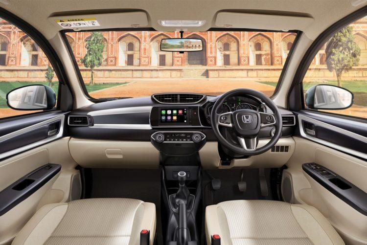 2022-Honda-Amaze-Dashboard