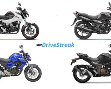 Top 5 Best Mileage 150cc Bikes in India – Check Out Price, Specs, Mileage, etc