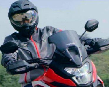 Honda NX200 Adventure Bike Teaser Video Released