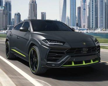 Lamborghini Urus Graphite Capsule Edition Launched: Check Price in India, Specs, etc.