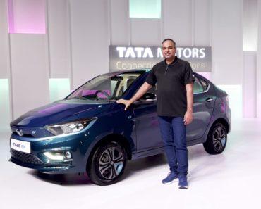 New Tata Tigor EV Launched In 3 Trims With 306 Km Range