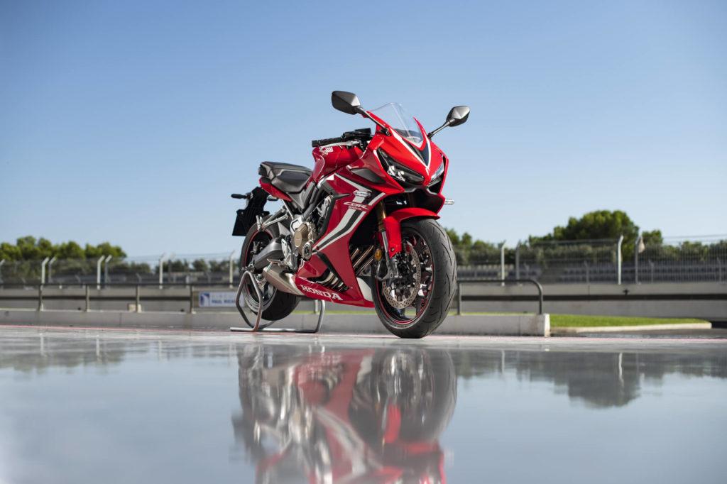 New Honda CBR 650R