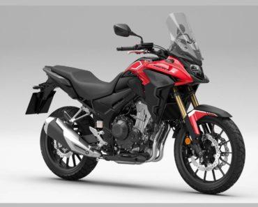 Honda Updates CB500X Suspension and Brakes