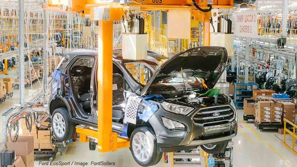 Ford India Shutdown