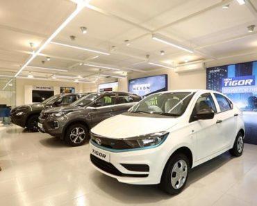 Tata Motors Clocks 51% Growth In August, EV Sales Witness 234% Rise