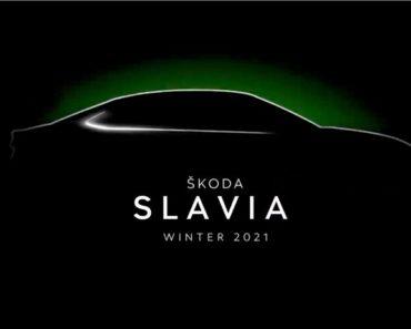 New Skoda Slavia Global Debut By Late 2021