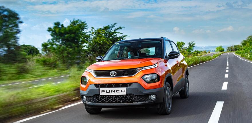 Tata Punch Variants Explained